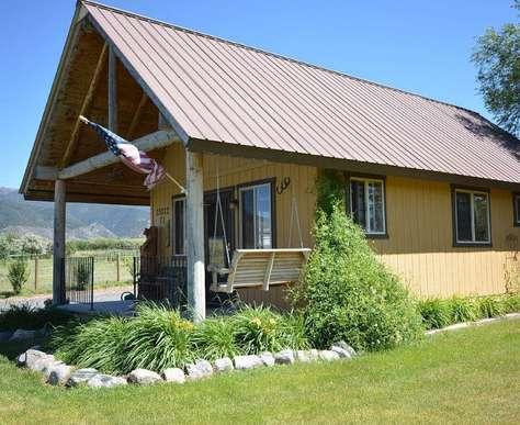 Manshead Mule Ranch Cabin
