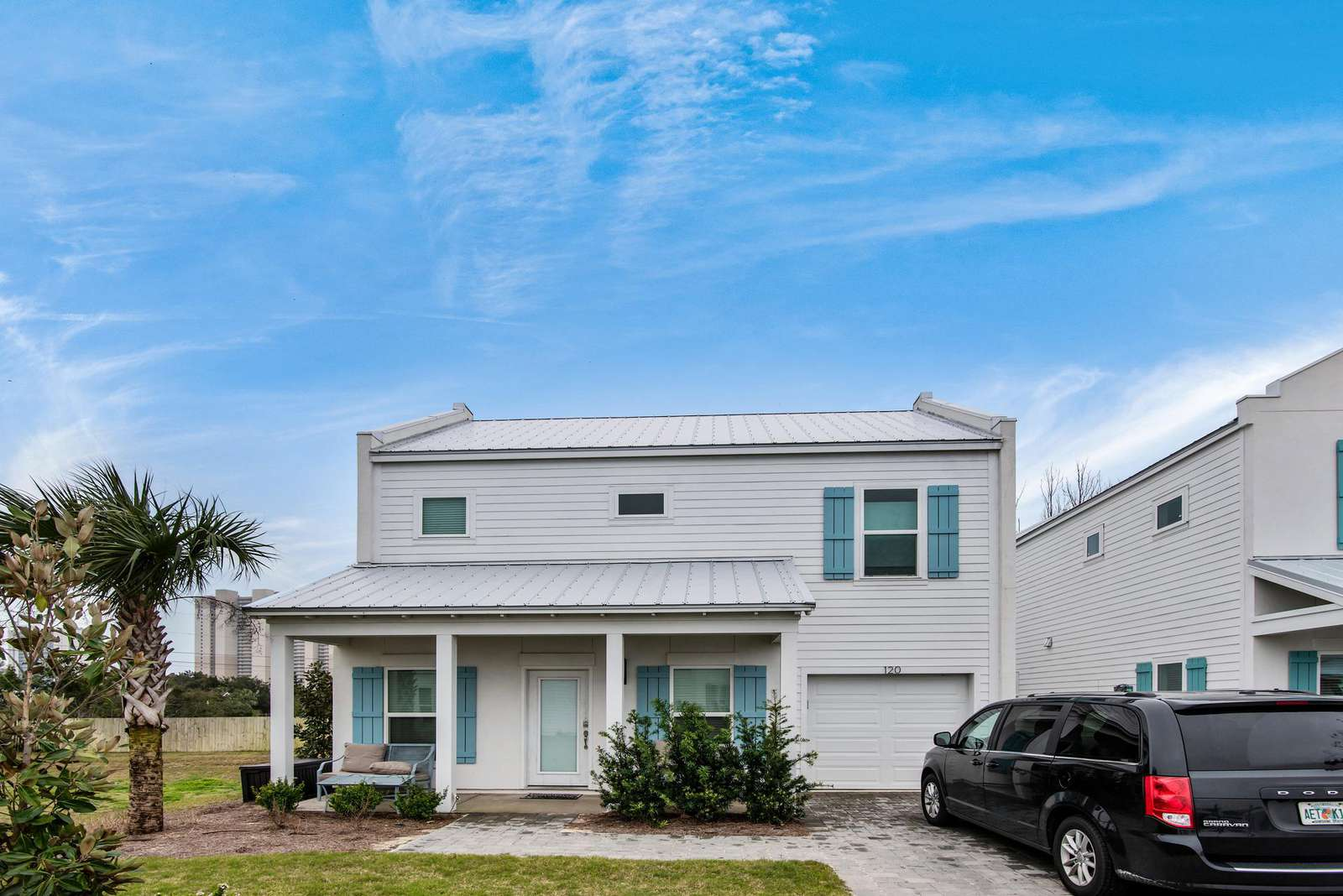Seabreeze - New Construction - Short Walk to the Beach!  Beachy Beautiful!