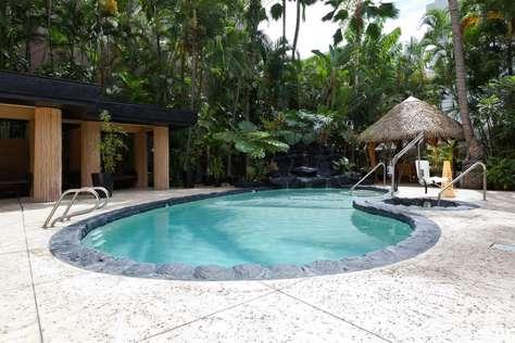 Gorgeous Pool & Hot tub area