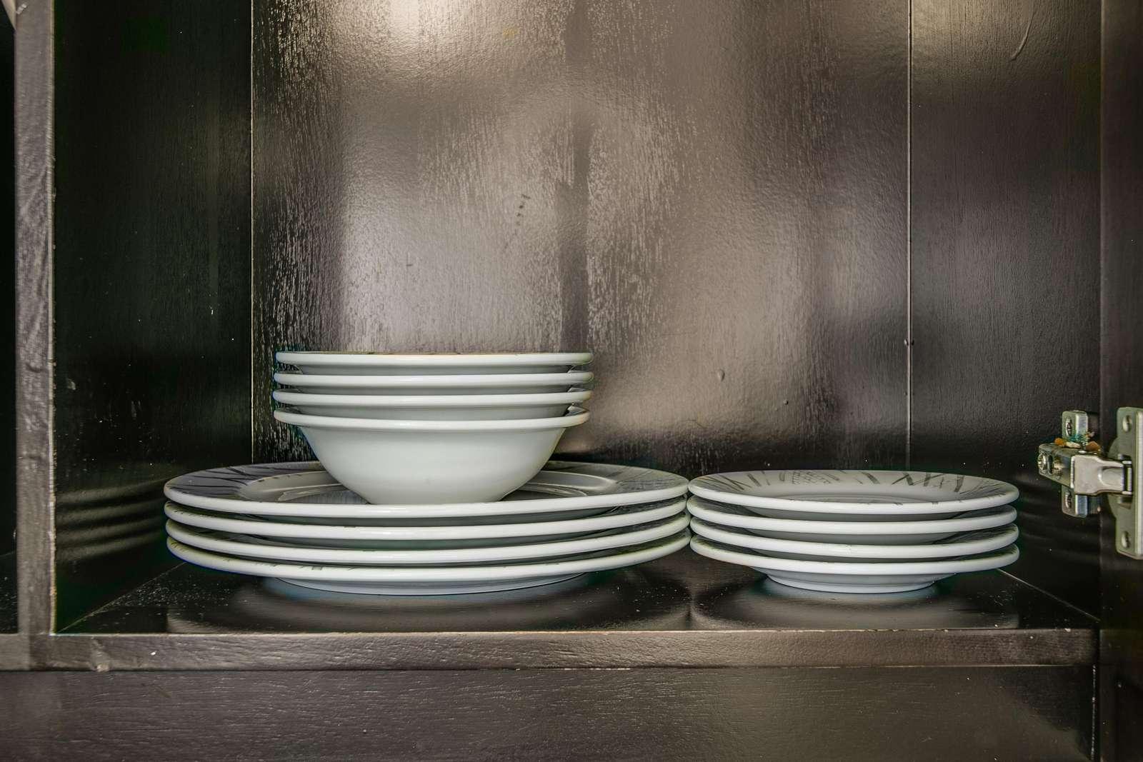 Plenty of Dishes