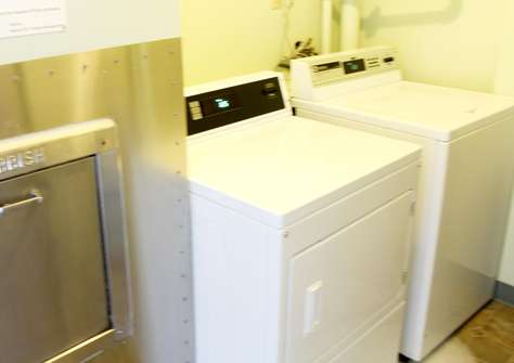 Washer Dryer on your floor
