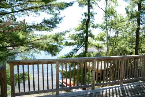 Guest Cabin Deck