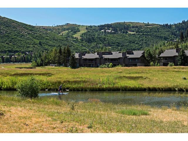 Deer Valley Resort, just a 1/2 mile away!