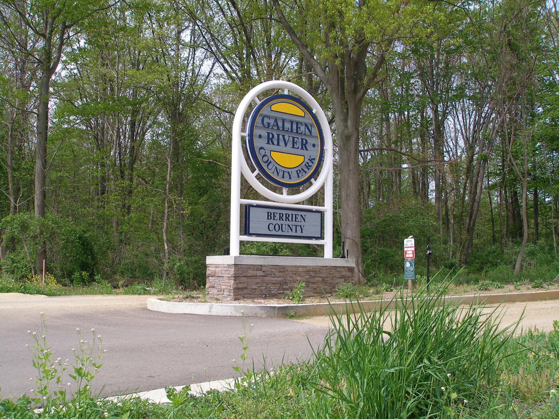 Galien River Park - New Buffalo