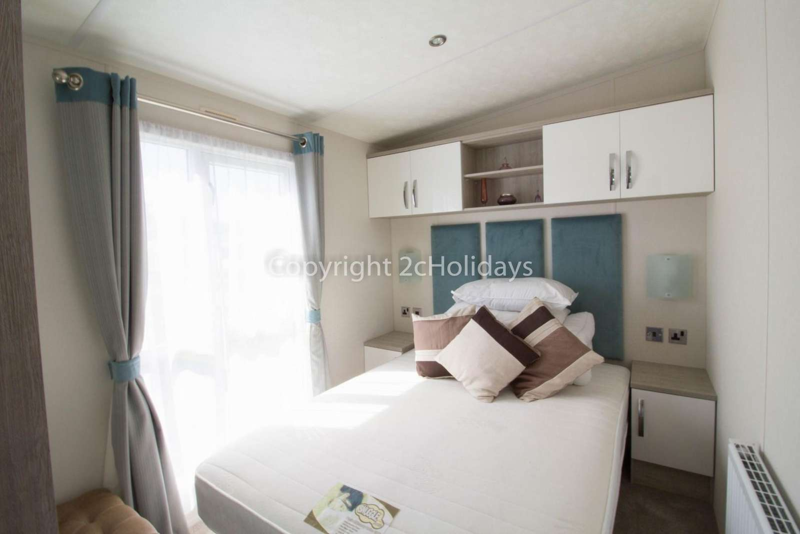We ensure that all our a holiday homes are cleaned to a high standard