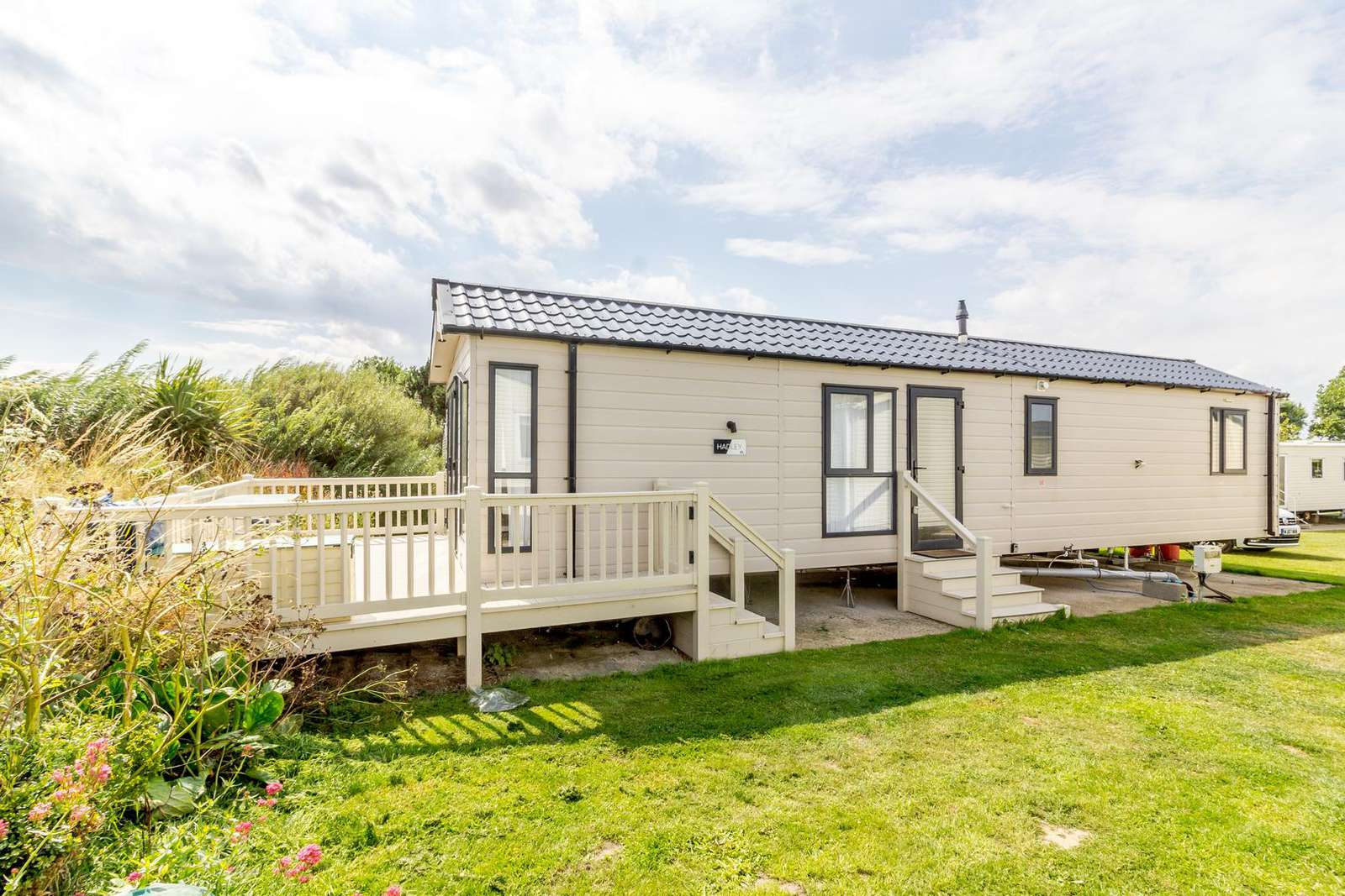 So many families have enjoyed their stay at Broadland Sands