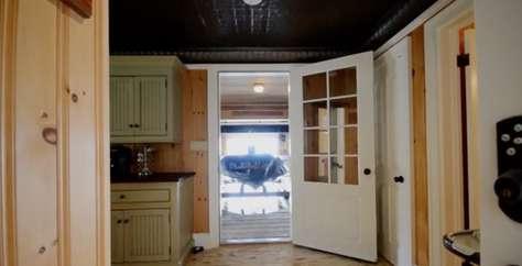 Boathouse Interior KItchen