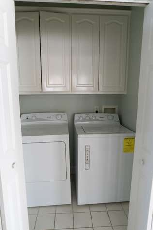 Laundry Room Area