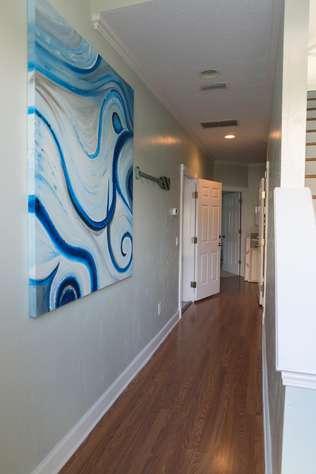 Hallway of Main House