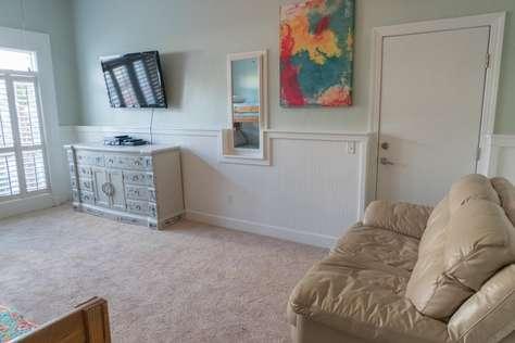 Bunkroom TV Area