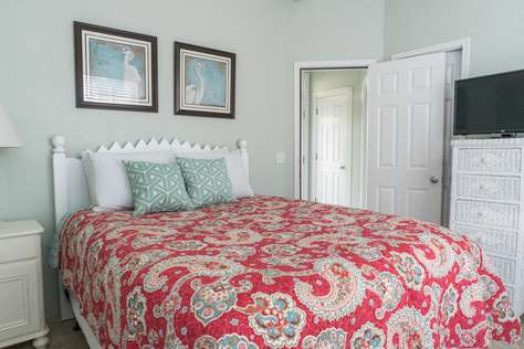 Bedroom of Guest House