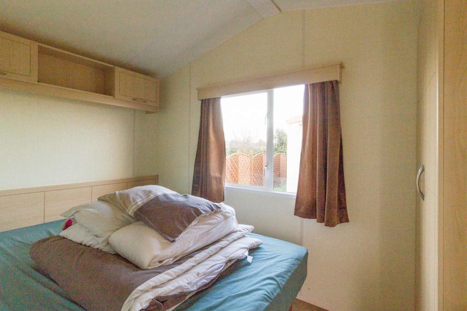 Master bedroom in Hunstanton