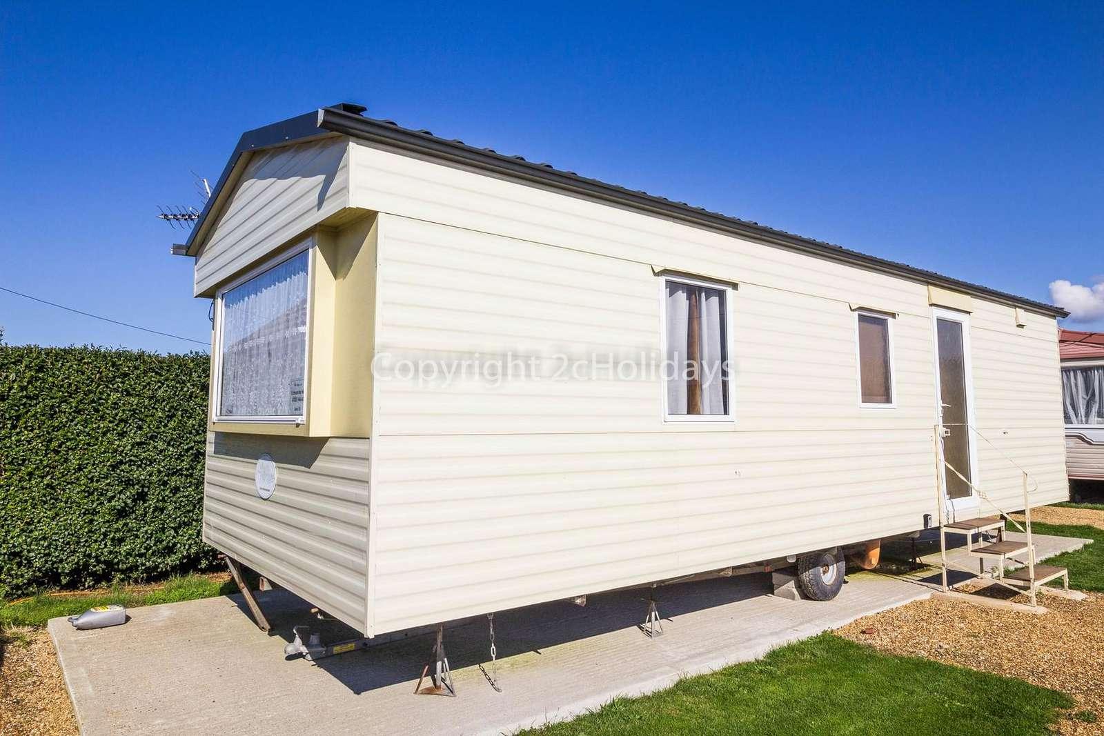 6 berth static home in Norfolk