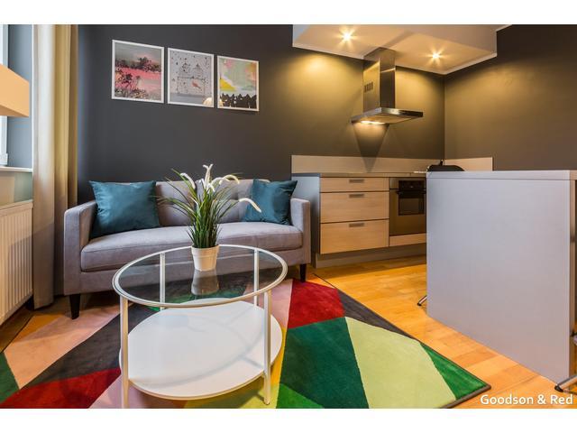 Top Notch Studio-Apartment