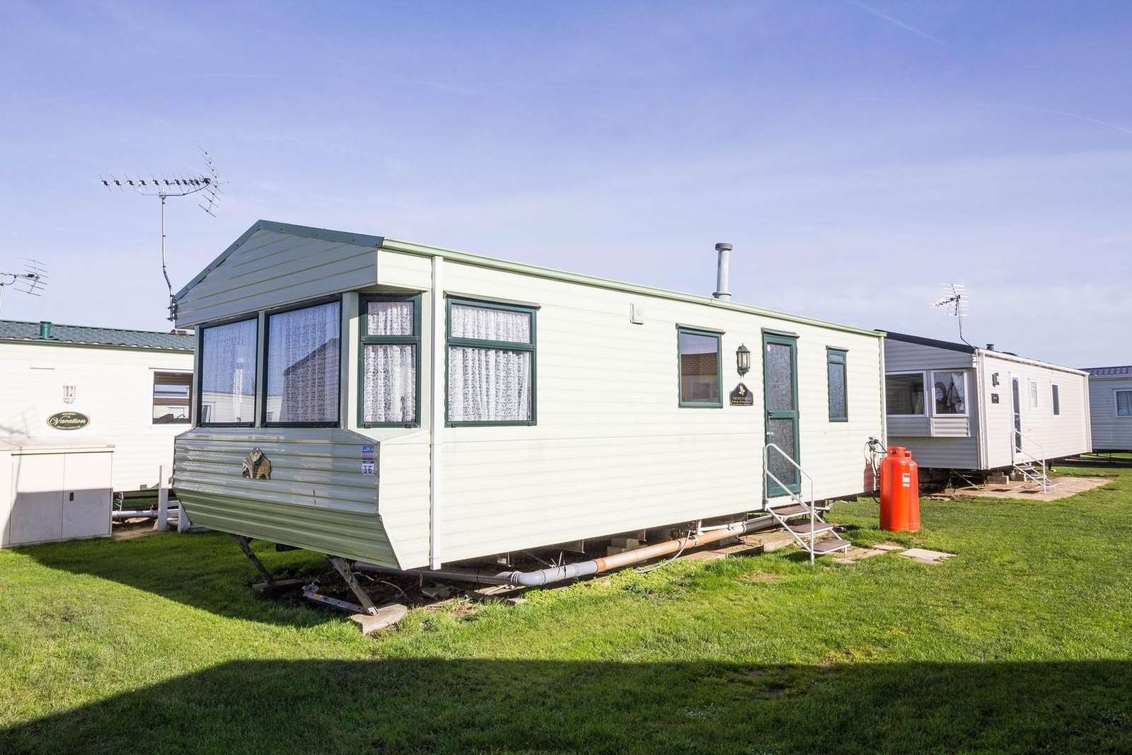 So many families have enjoyed a great break at Heacham Beach Holiday Park