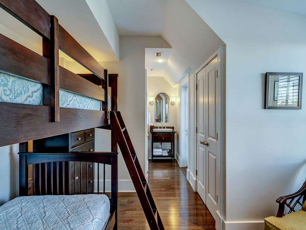 Bunk Room with Adjoining Bath