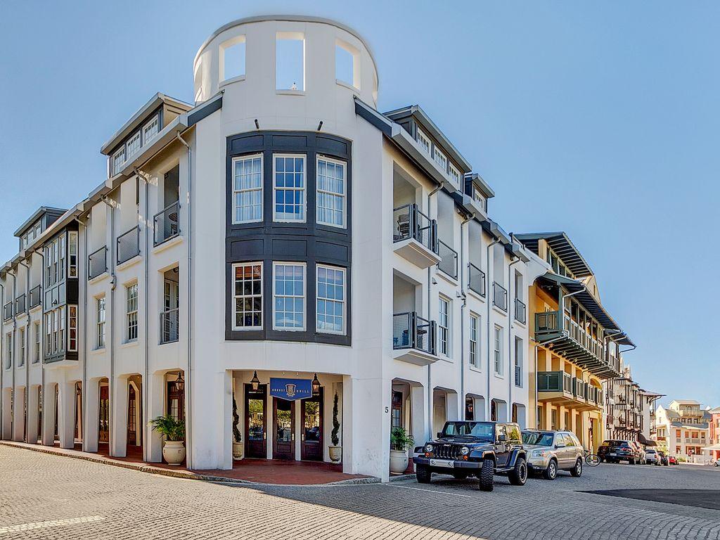 The Savannah Building
