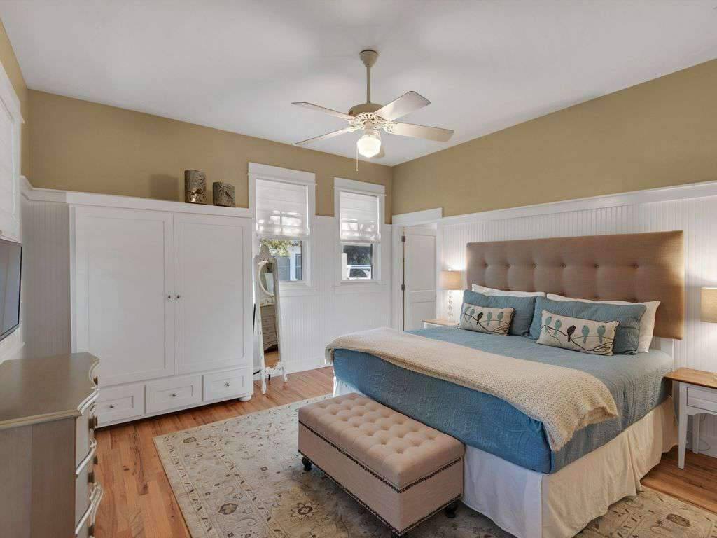 Newly Renovated Master Suite