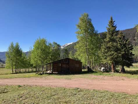 Aspen Grove of Cabins at Lost Trail