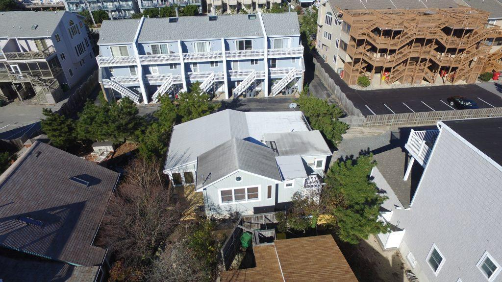 Aerial view of 13b Collins