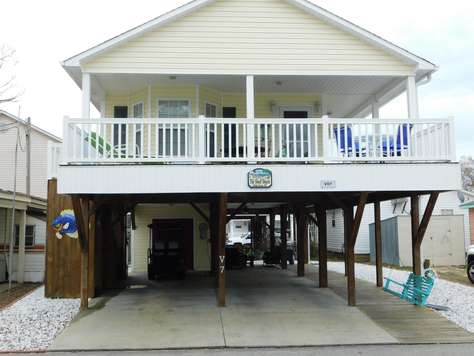 V-7 Beautiful beach house with Complimentary  Limo Cart