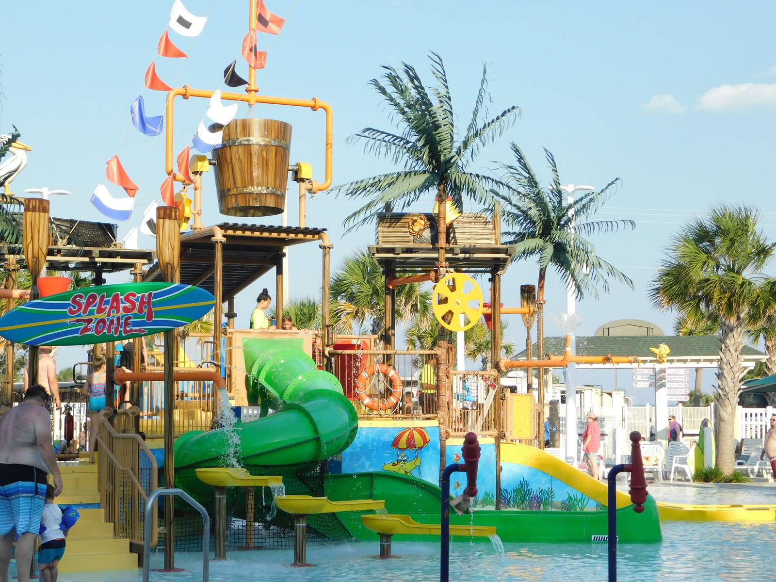 Fun Zone for the Little Ones
