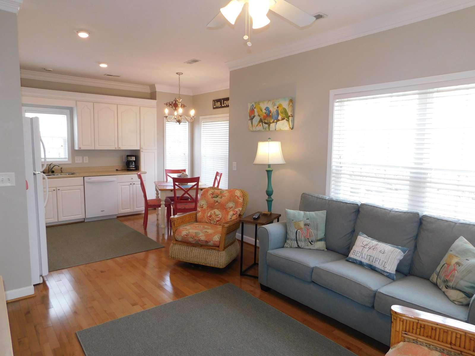 Nice cozy living area