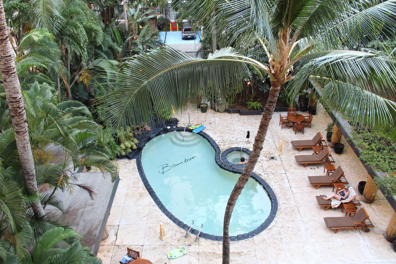 Gorgeous communal pool to enjoy