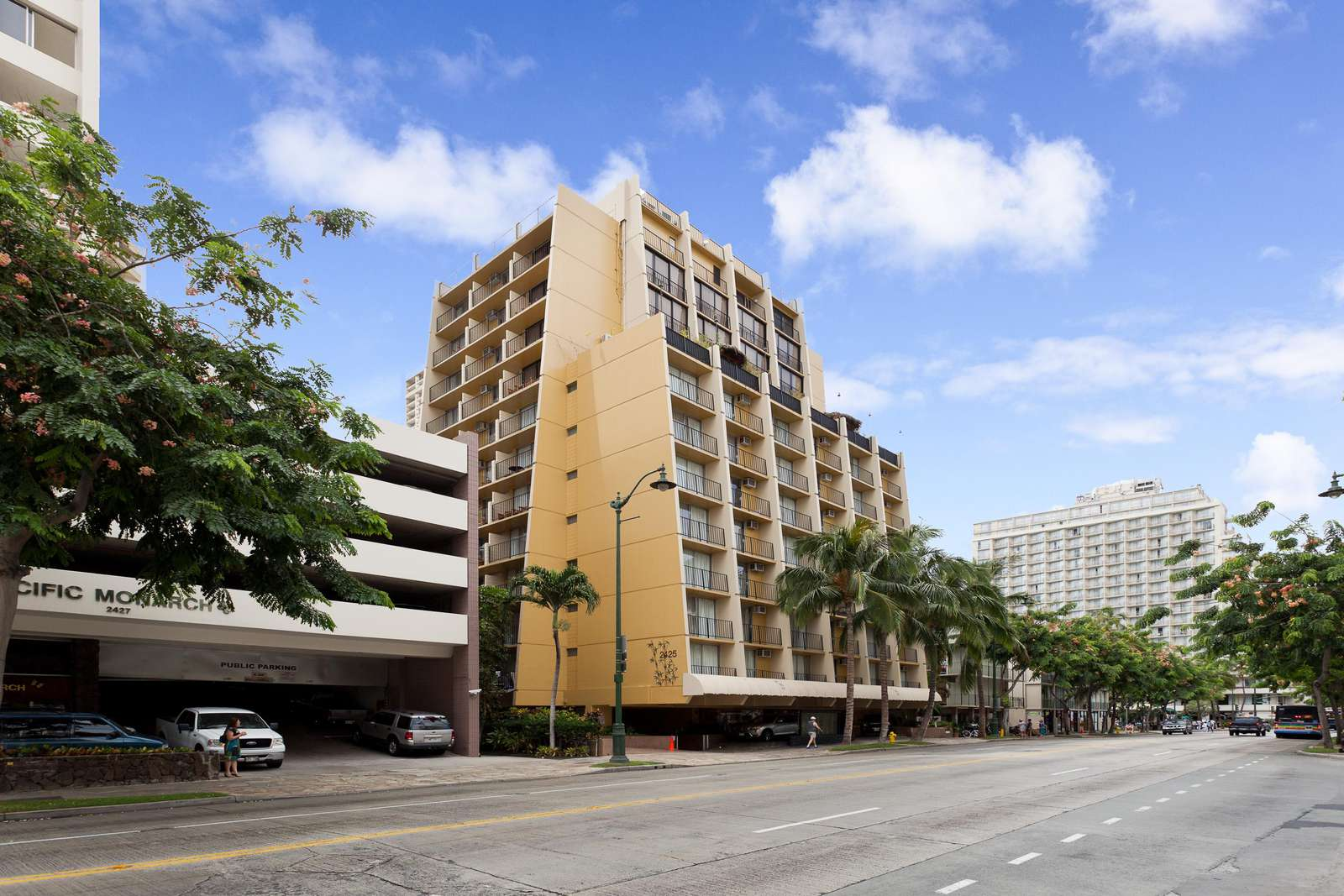 Centrally located in the Heart of Waikiki