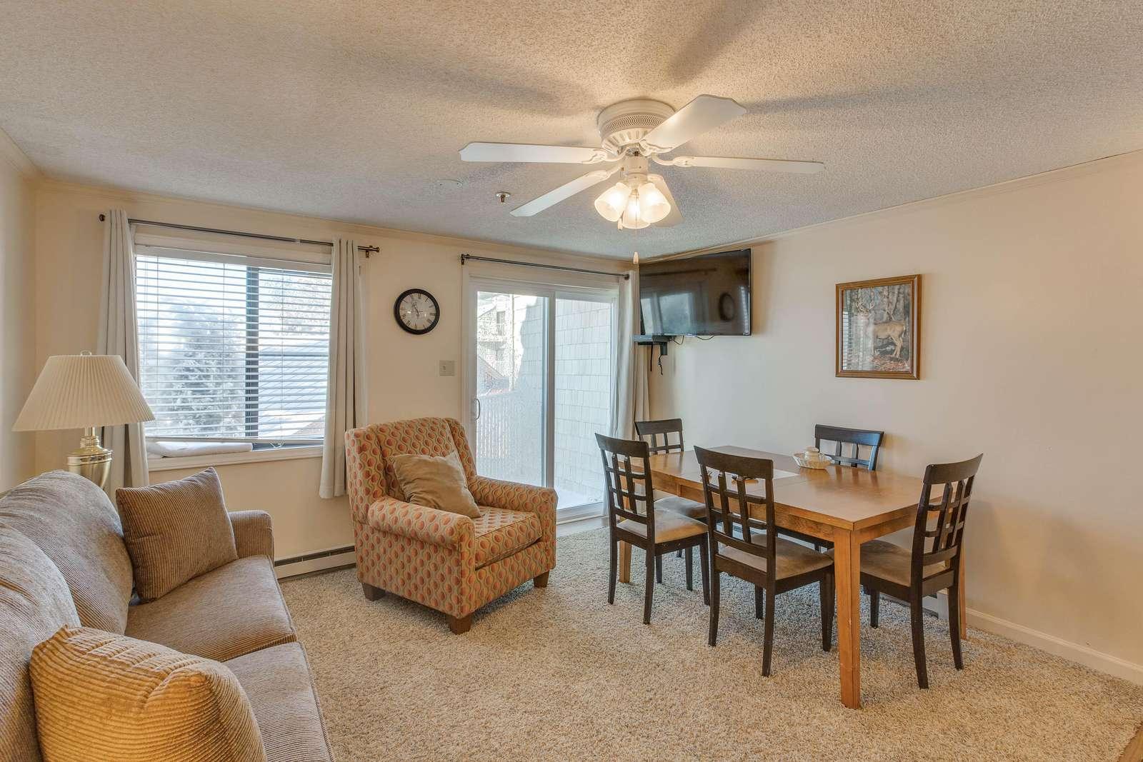 Exquisite Design on living area