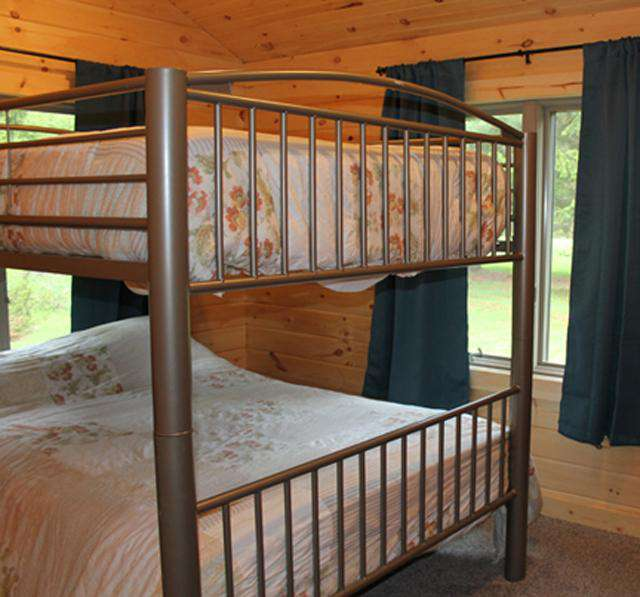 Second Bedroom - Double Bunk Beds
