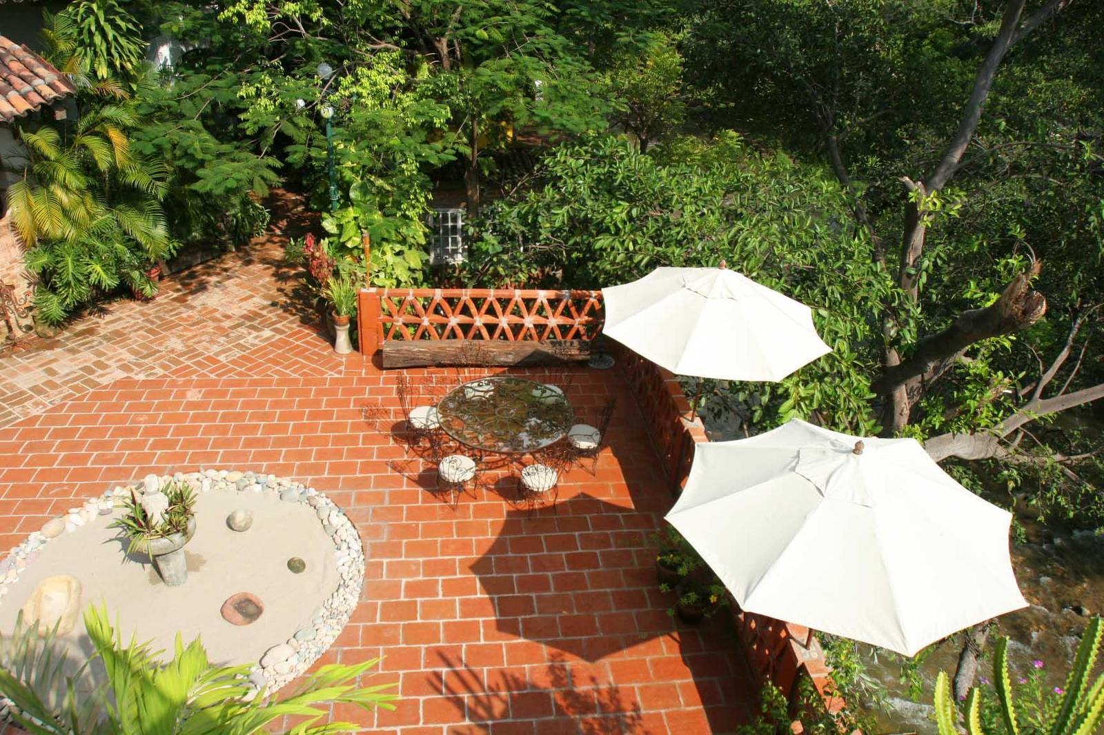Outdoor Space, Terrace