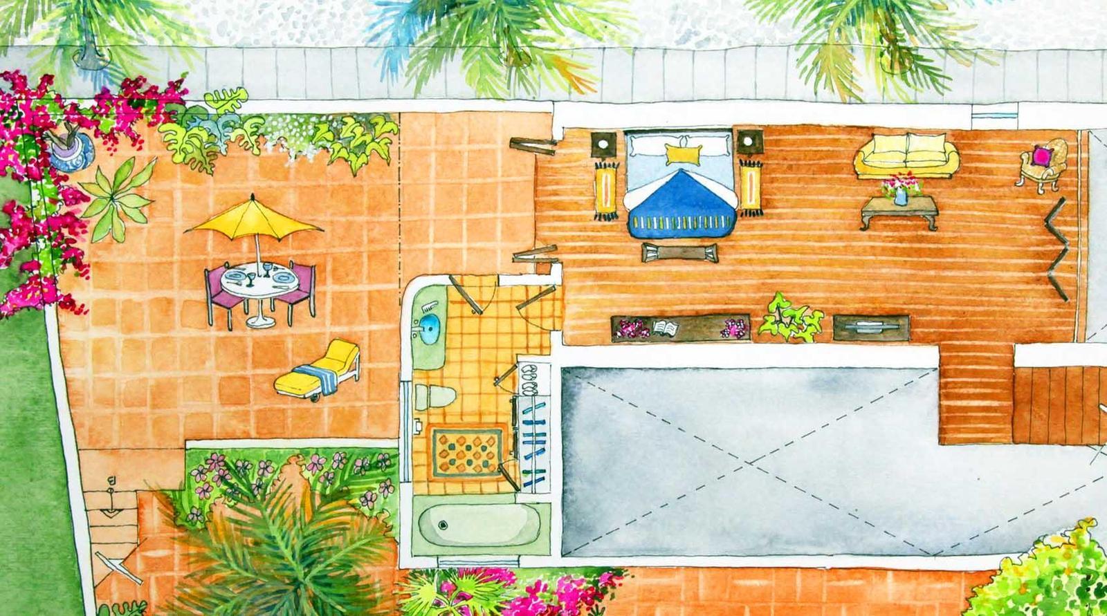 Floorplan 1 Tapanco