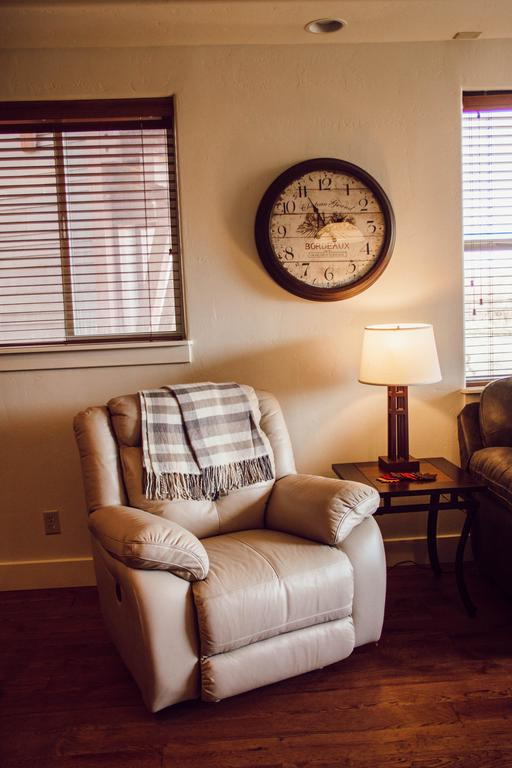 New recliner in living room