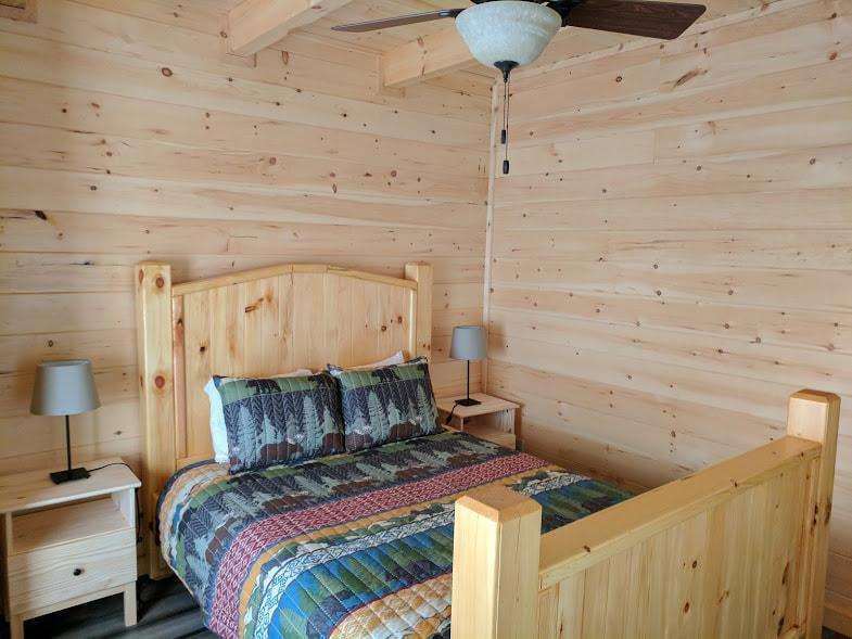 Main Floor Bedroom #1