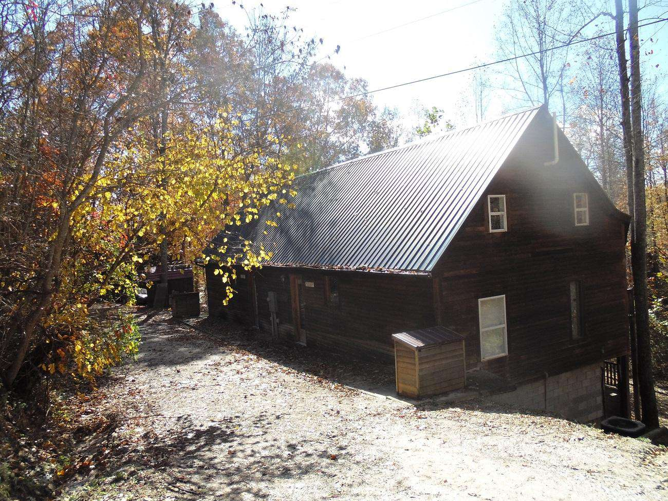 Pet-Friendly Cabins in Red River Gorge, Kentucky   Scenic