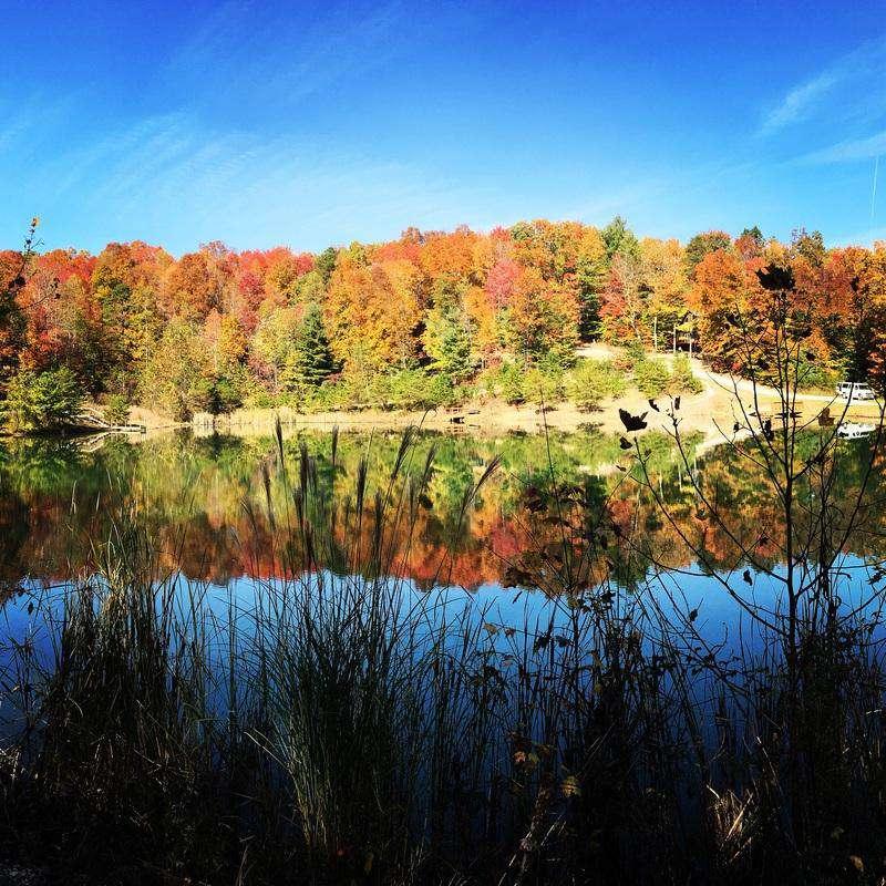 Deer Water Lake area