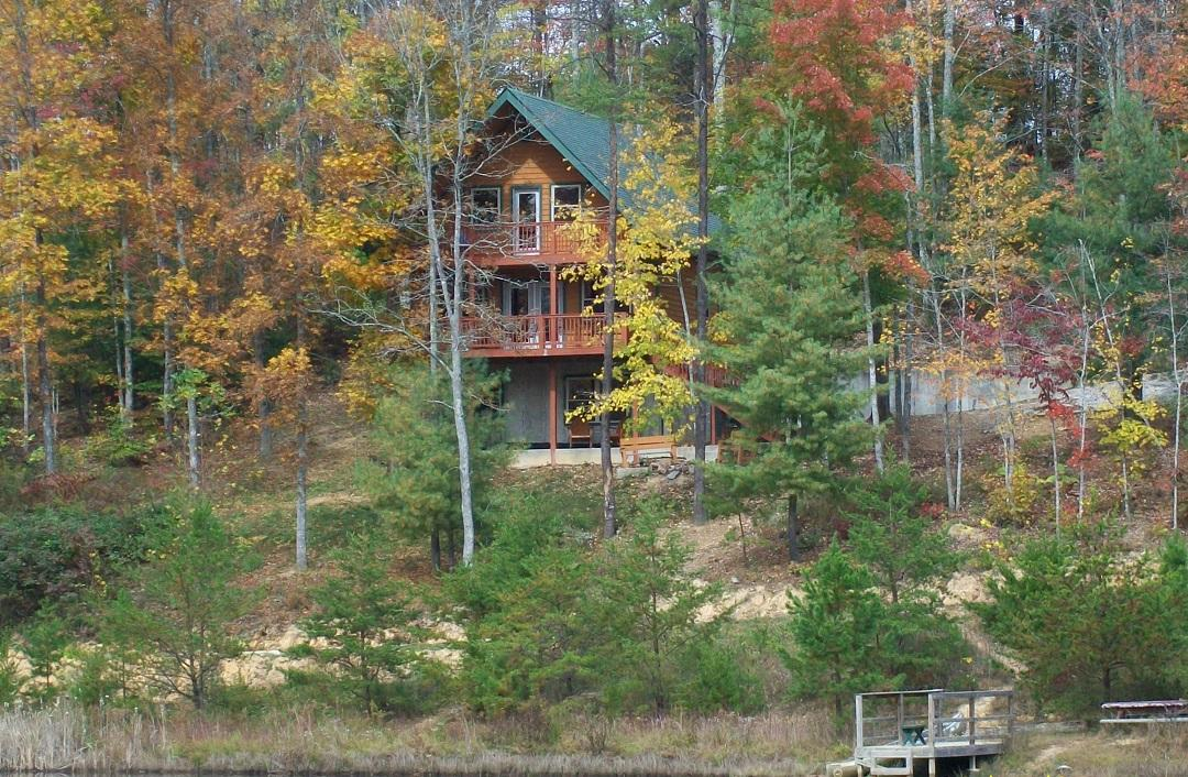 Lakeview Retreat Scenic Cabin Rentals