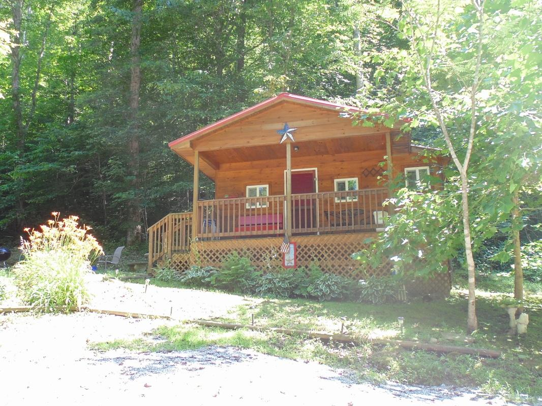 Fern Valley Quot Sweetheart Quot Scenic Cabin Rentals