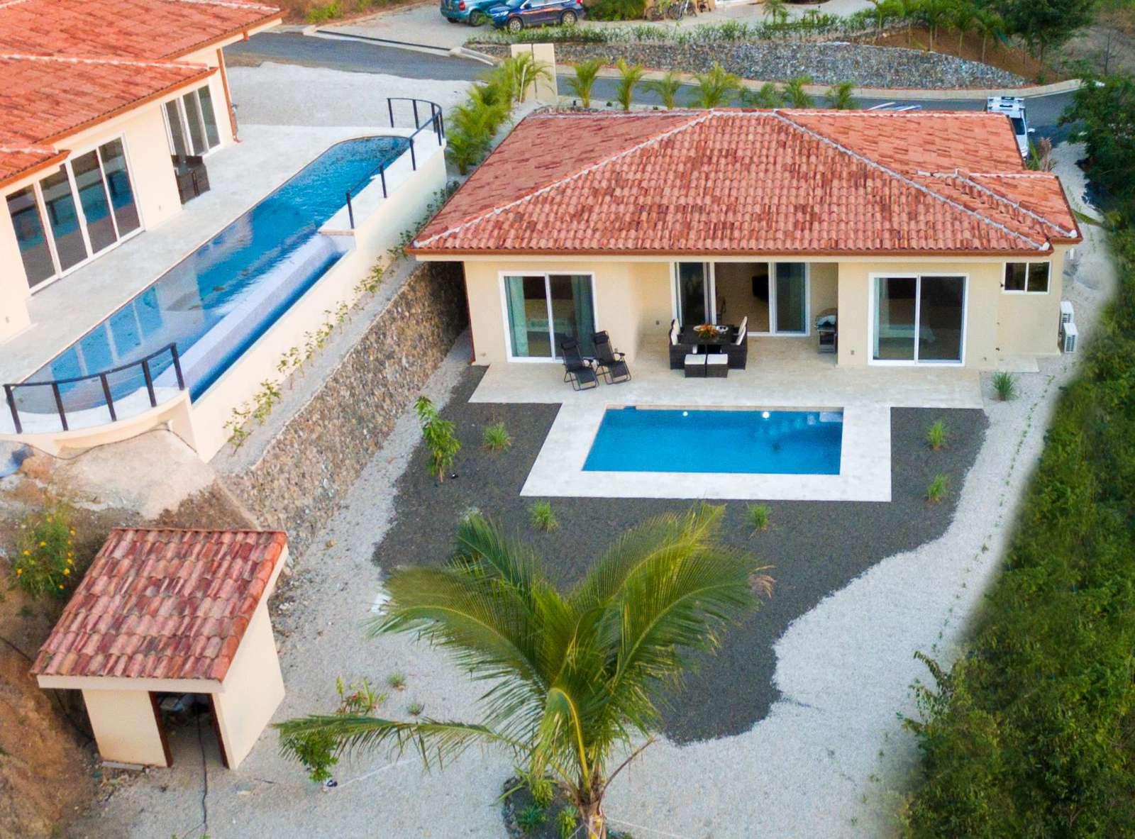 Aerial view of Dos Rios 18