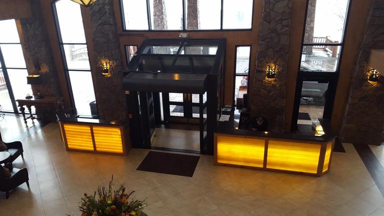 Westgate lobby