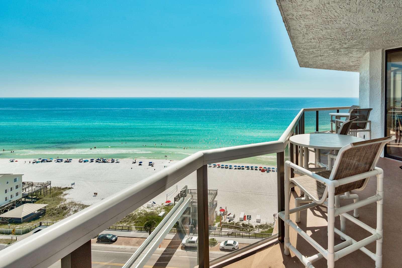 Panoramic Views of the Coastline
