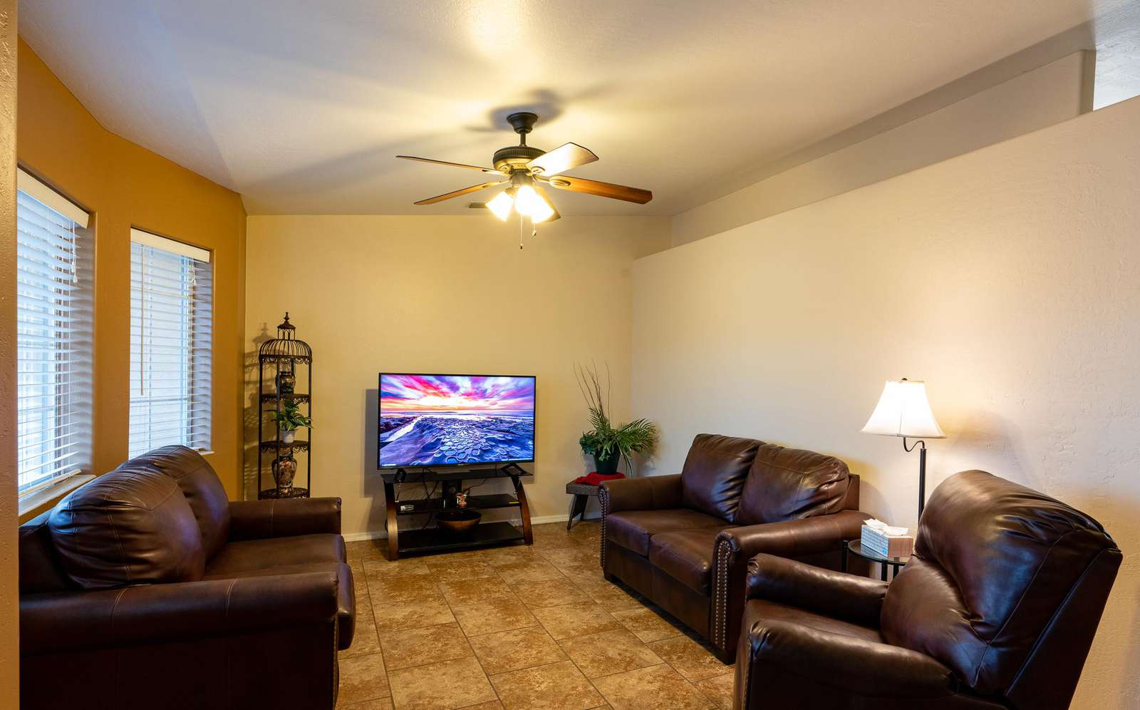Front game room