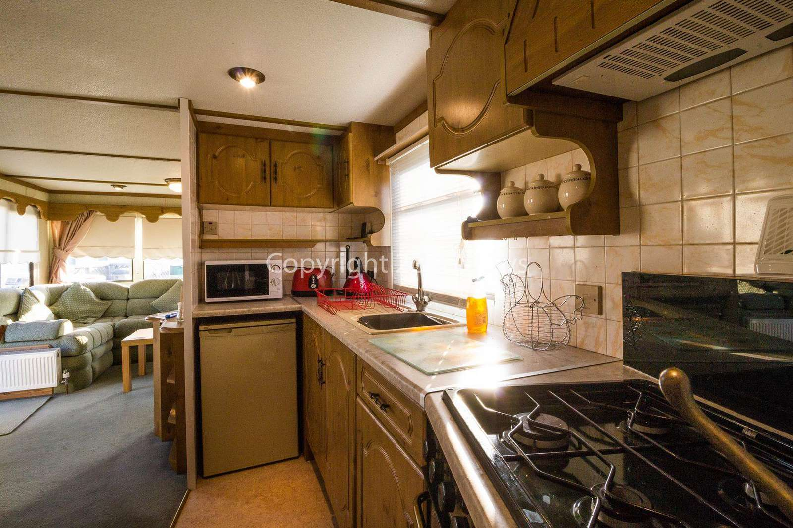 Come and stay in this private accommodation North Denes Holiday Park