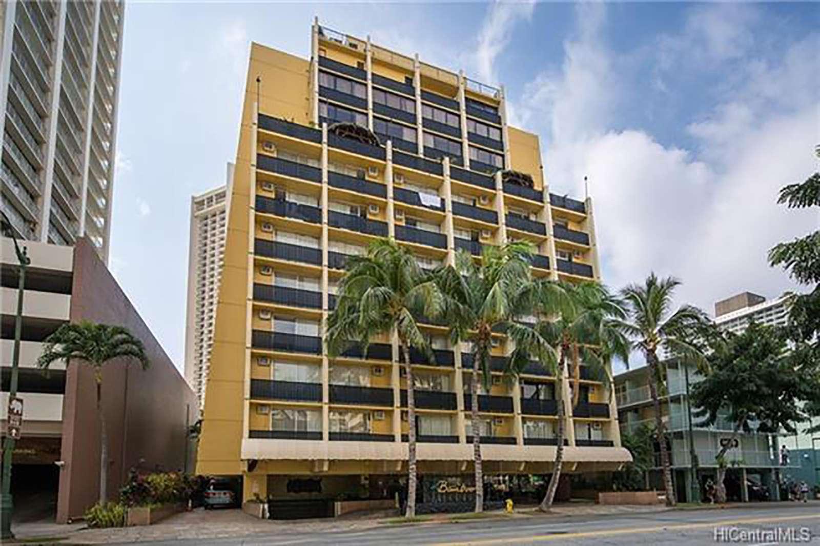 Bamboo Waikiki on Kuhio Ave.