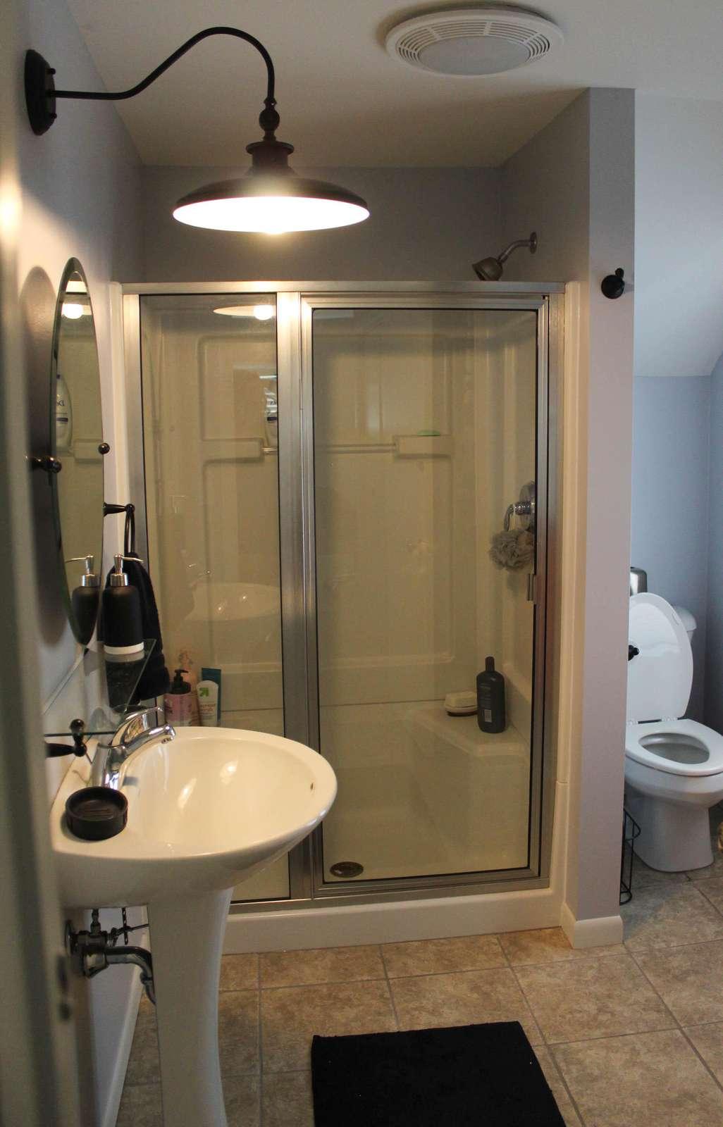 Upstair Bathroom