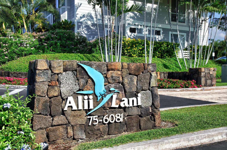 Aloha! Welcome to Alii Lani Townhomes