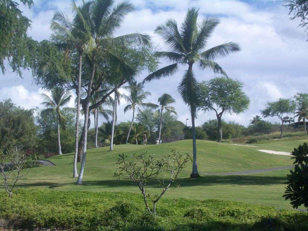 Keauhou Golf Course.