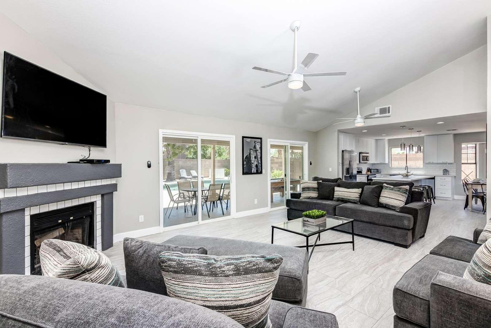 Casa Greenway Estate   Scottsdale Stays