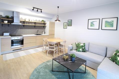 Chic 1 Bed Apartment in the Centre of Tallinn